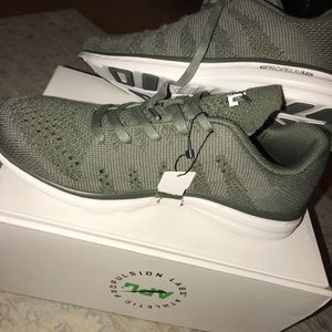 Brand new APL Phantom Green Cashmere sneakers